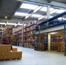 Warehouse and stock management - KJ-Services